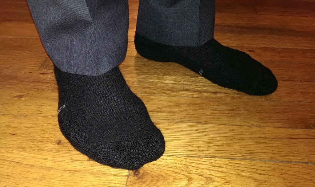 Thorlos, Thorlos More Casual Comfort, Thorlo, office socks, comfortable socks
