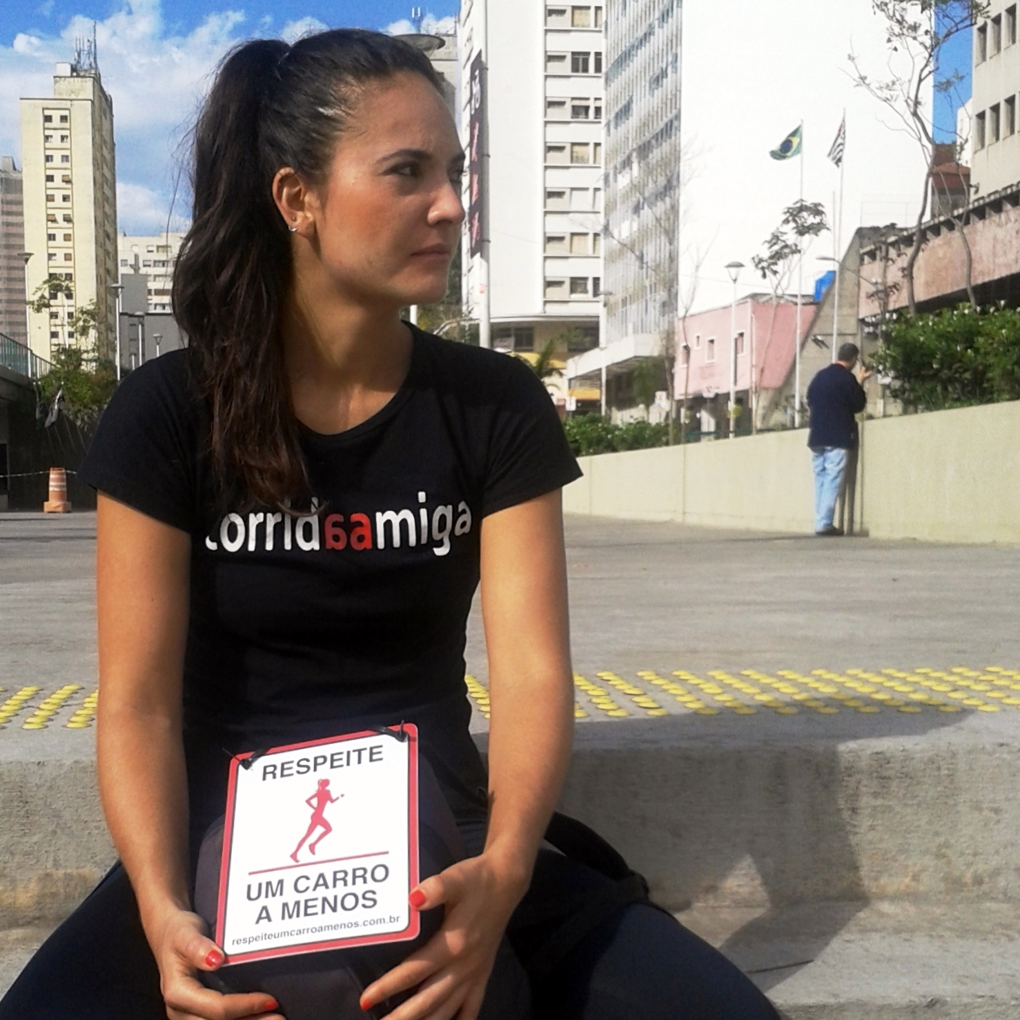 "Corridaamiga Founder Sylvia Cruz on Brazil's ""Friendly Running"" Initiative"