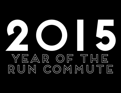 2015 – The Year of The Run Commute