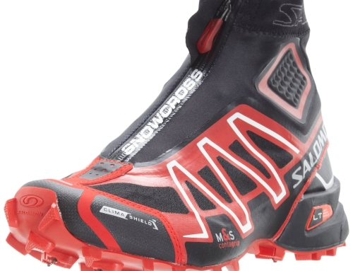 Review: Salomon Snowcross CS