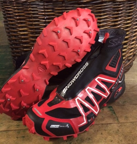 free shipping bf07a 0763a Salomon Snowcross CS