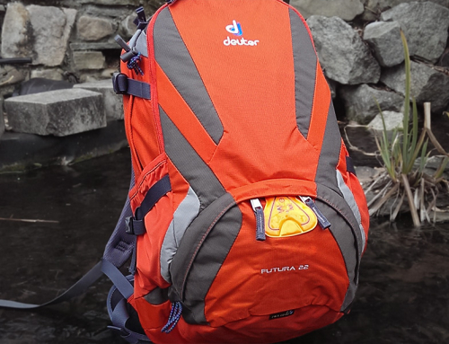 Review: Deuter Futura 22 Backpack