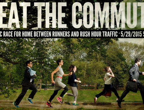 Can You Run Faster Than a Car? Run the Beat the Commute Race and Find Out  – Be Well Philly
