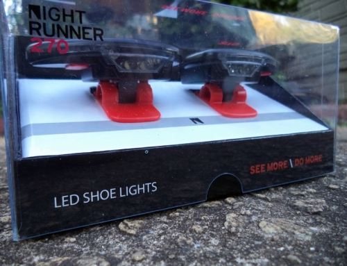 Review: Night Runner 270 Shoe Lights