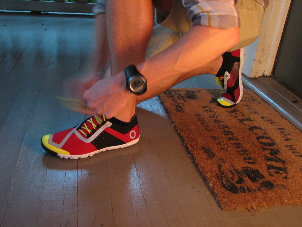 Speed-lacing with the SKORA Phase
