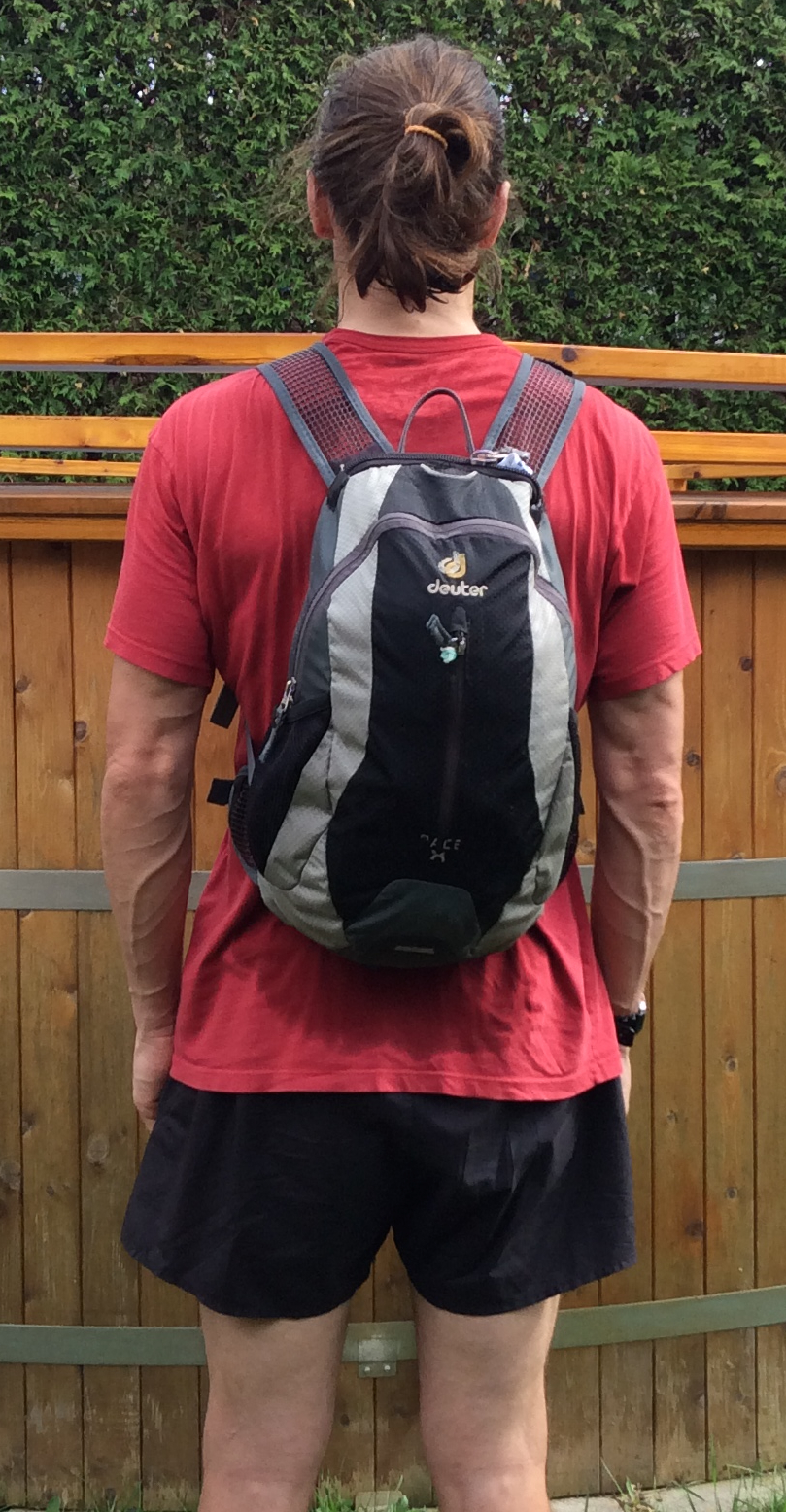 Choosing A Running Backpack A Few Tips And The Deuter