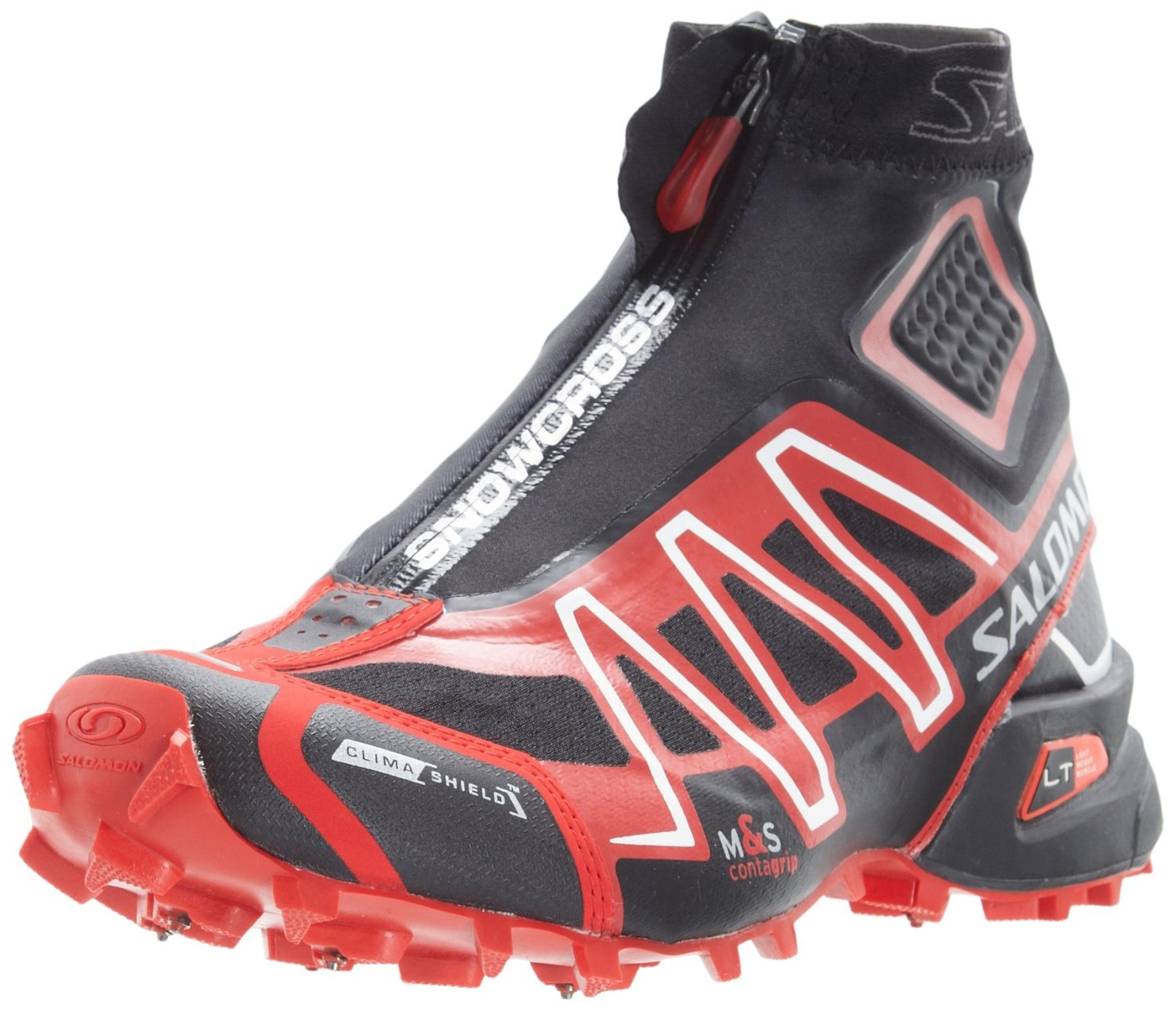 best sneakers 1c06a f8c9d Review: Salomon Snowcross CS Winter Running Shoes