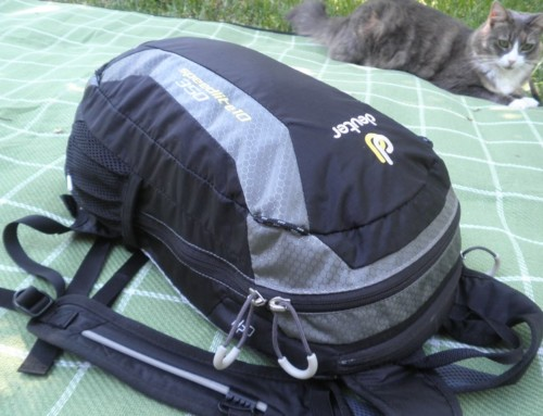 Review: Deuter Speedlite 10