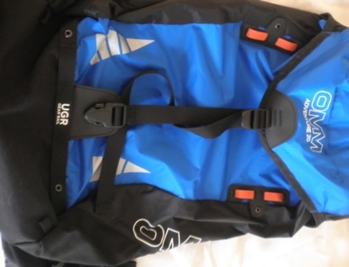 Review: OMM Adventure Light 20 Backpack